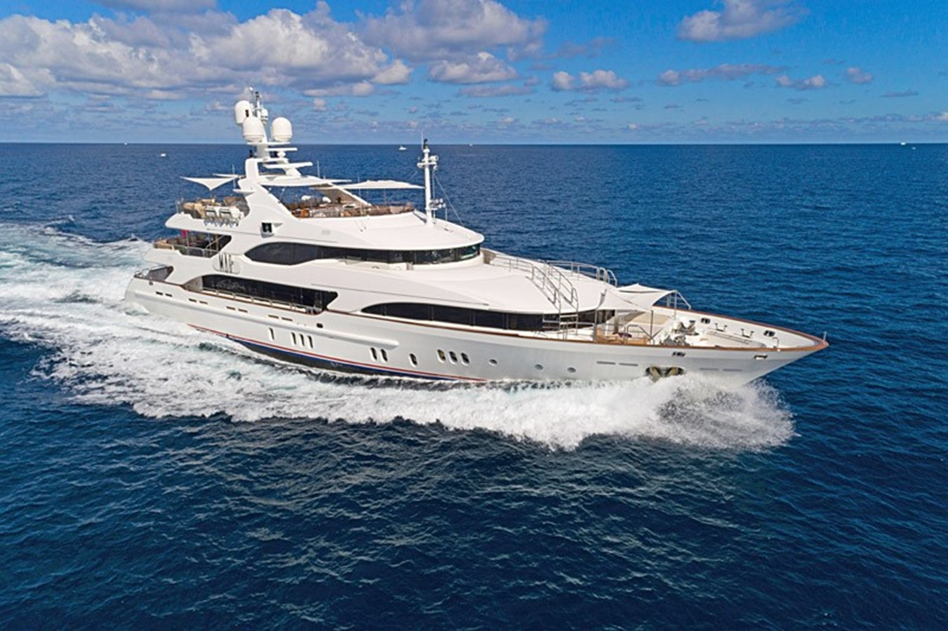 2009 BENETTI Vision For Sale