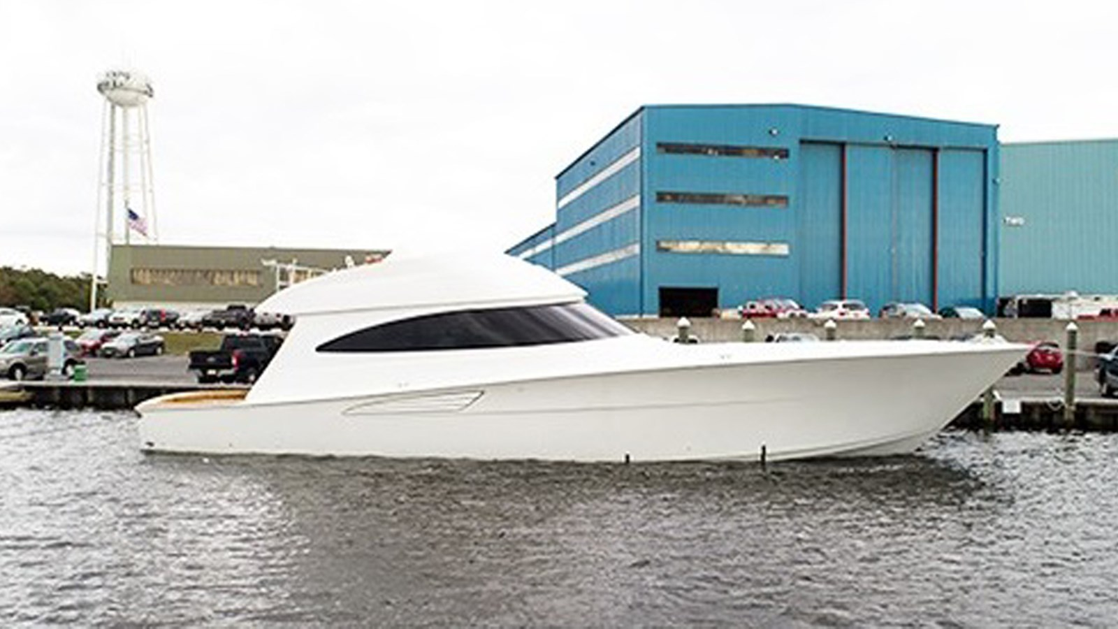 2018 VIKING 68 Convertible (VK68-002) For Sale