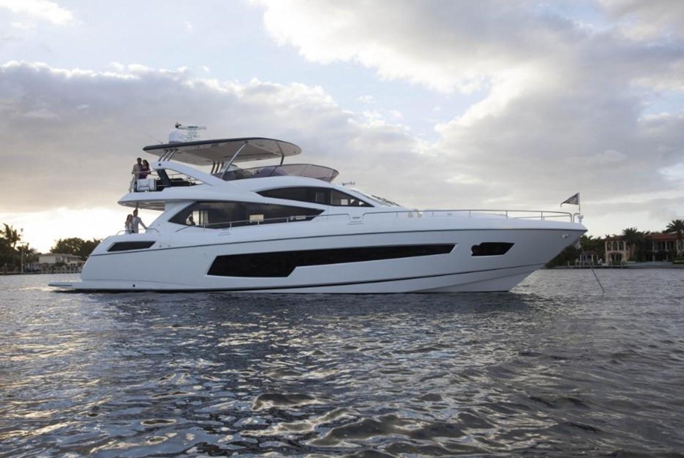 2017 Sunseeker 75 Yacht For Sale