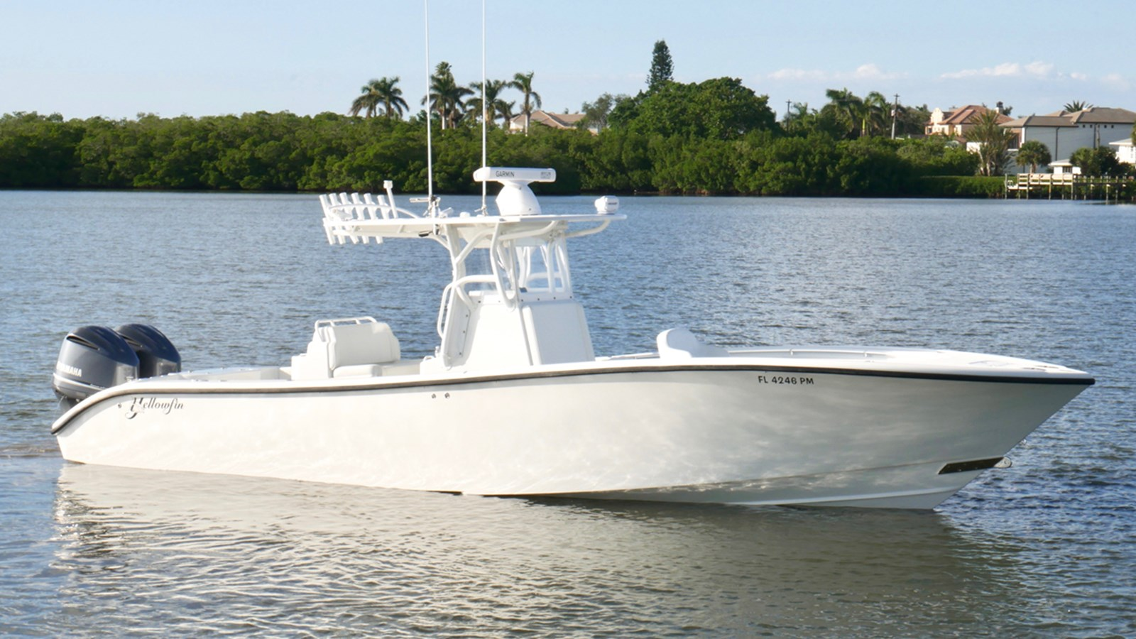 2013 YELLOWFIN 32 Center Console For Sale