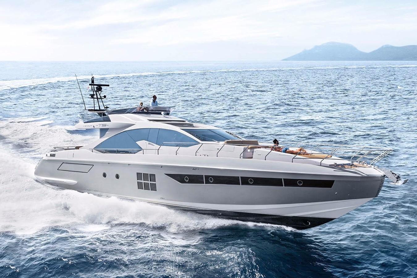 2015 Azimut 77S For Sale