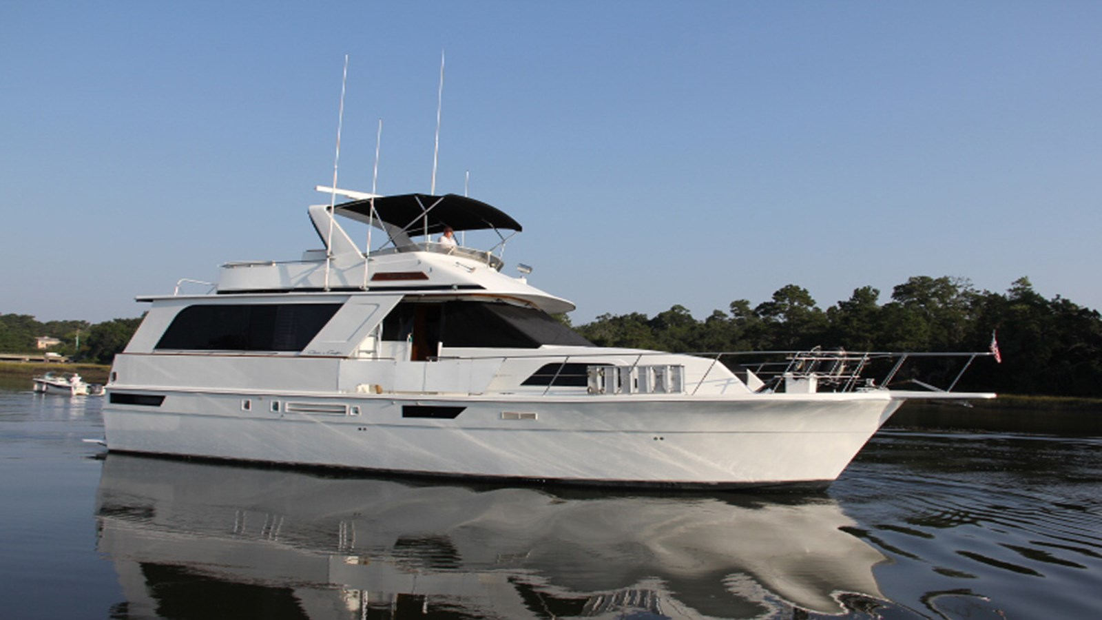 1990 CHRIS CRAFT 501 Motor Yacht For Sale