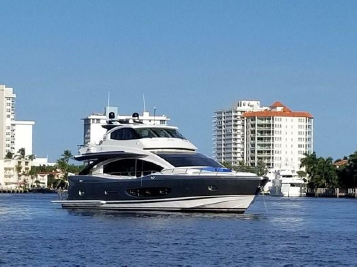 2014 HAMPTON Motor Yacht For Sale