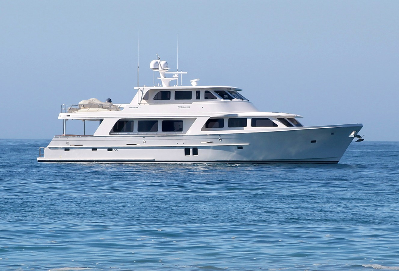 2019 OFFSHORE 87/92 Motoryacht For Sale