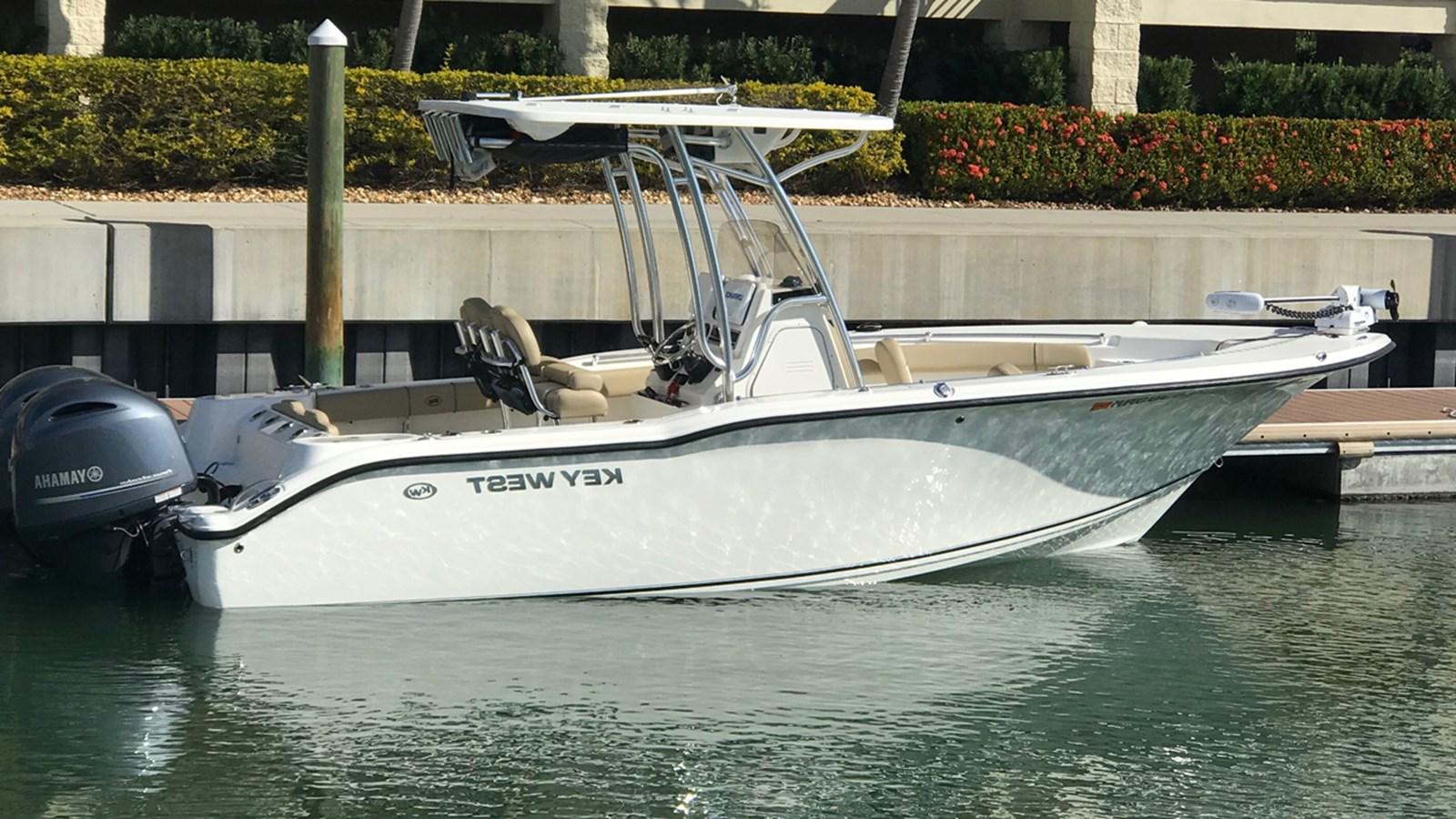 2017 KEY WEST 244 Bluewater For Sale