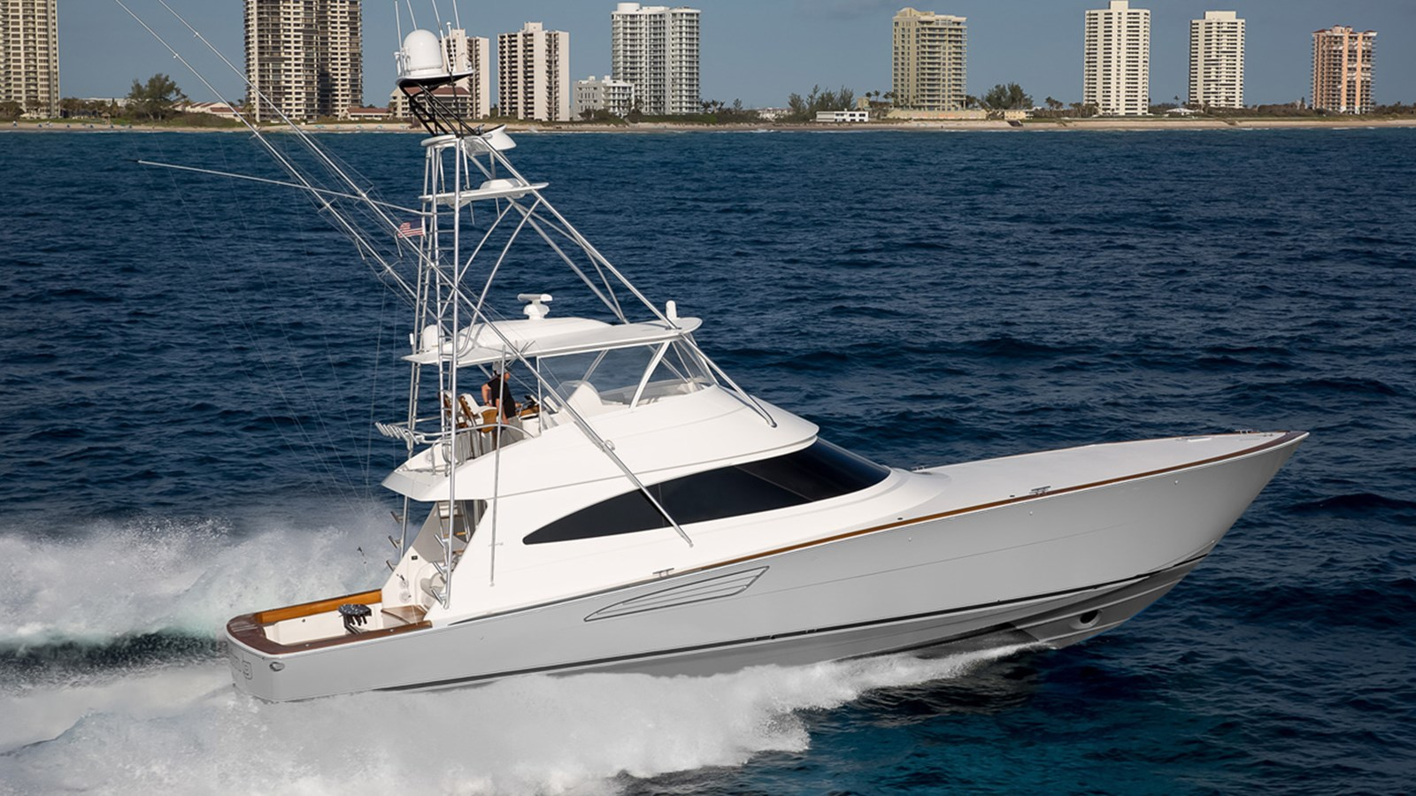 New Viking 68 Convertible Yachts For Sale