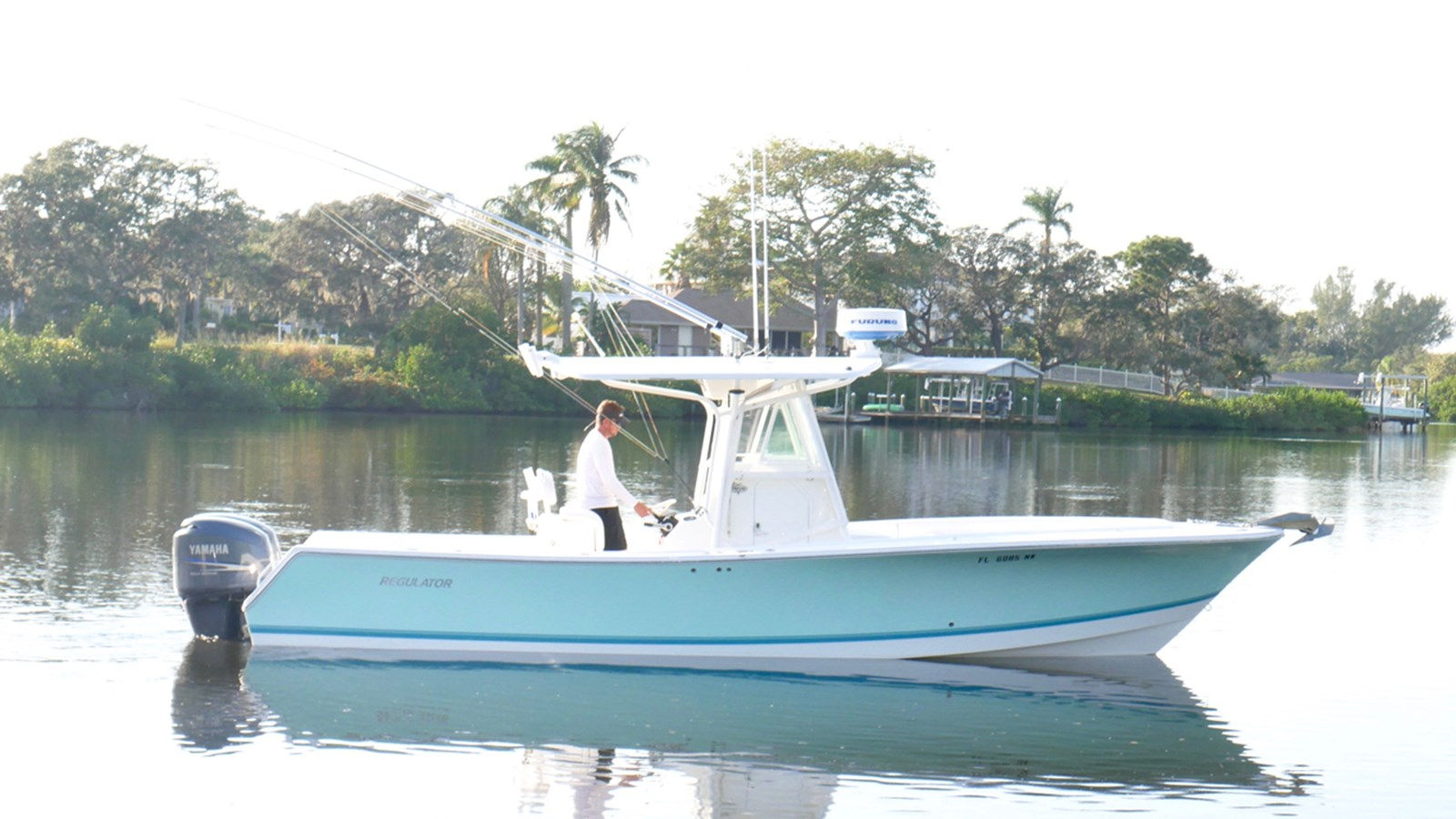 2008 REGULATOR 29 FS Center Console For Sale