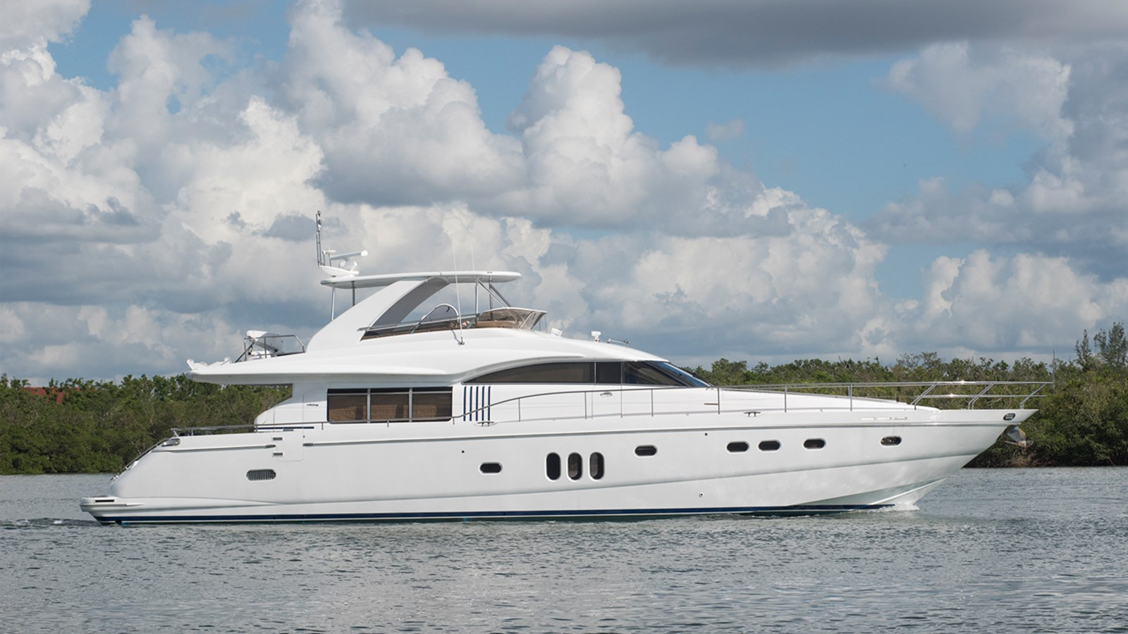 2006 PRINCESS VIKING 75 Motor Yacht For Sale
