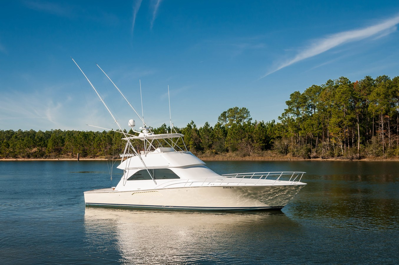 2004 VIKING 52 Convertible For Sale