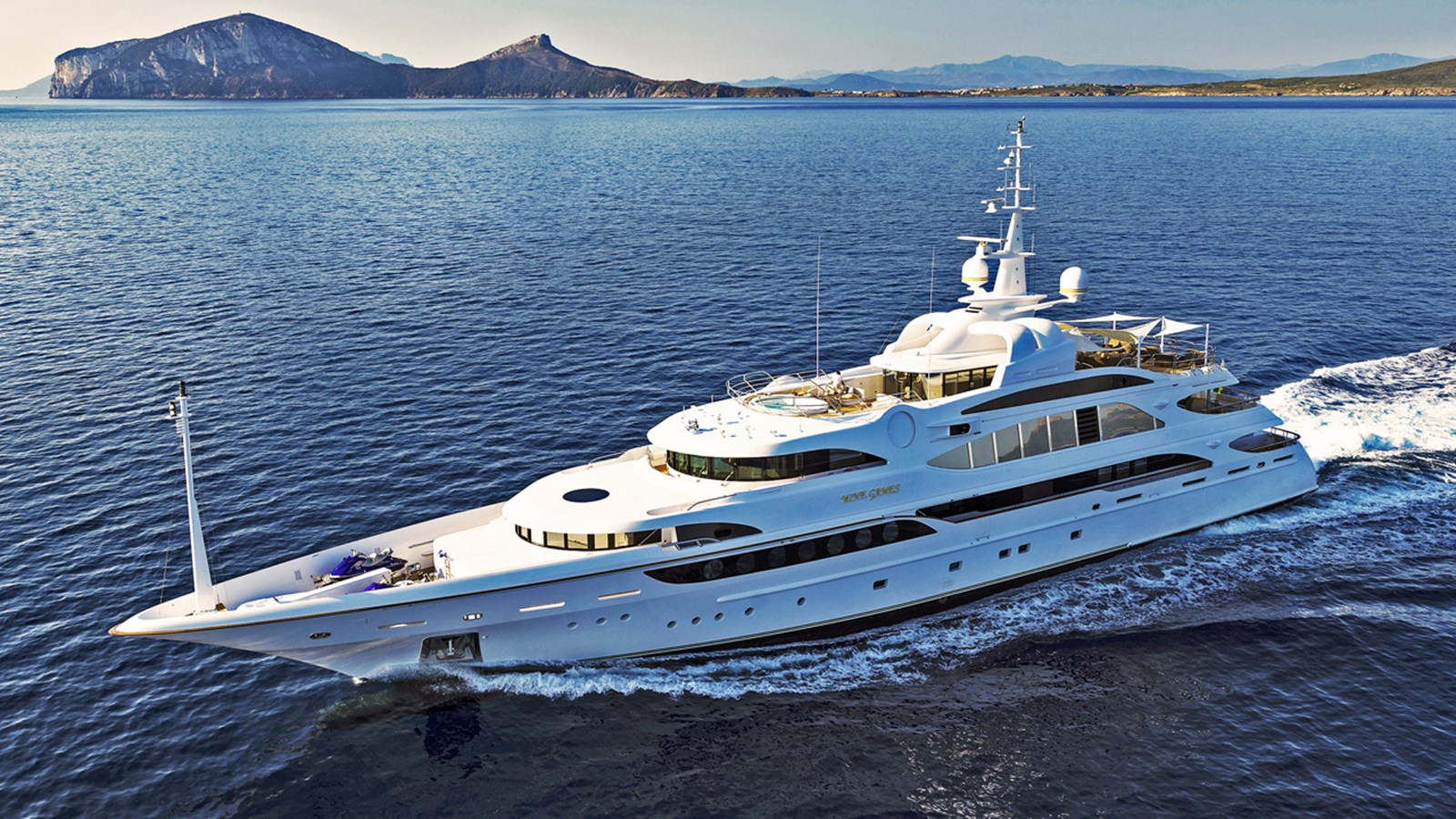 2010 BENETTI 203 Superyacht For Sale