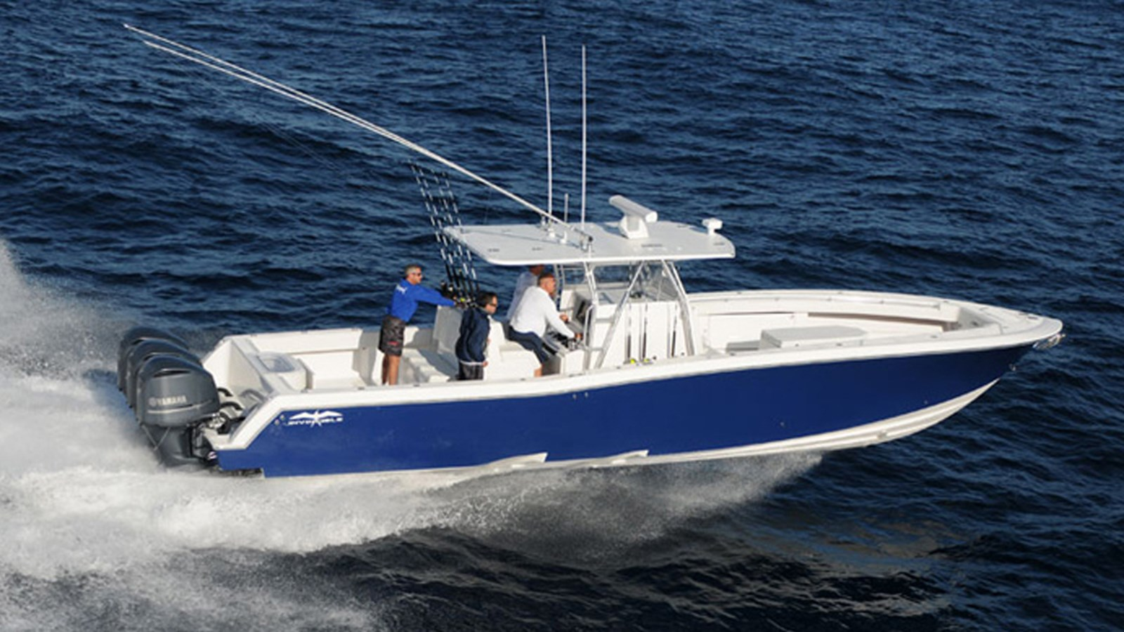 2012 INVINCIBLE 42 Open Fish For Sale