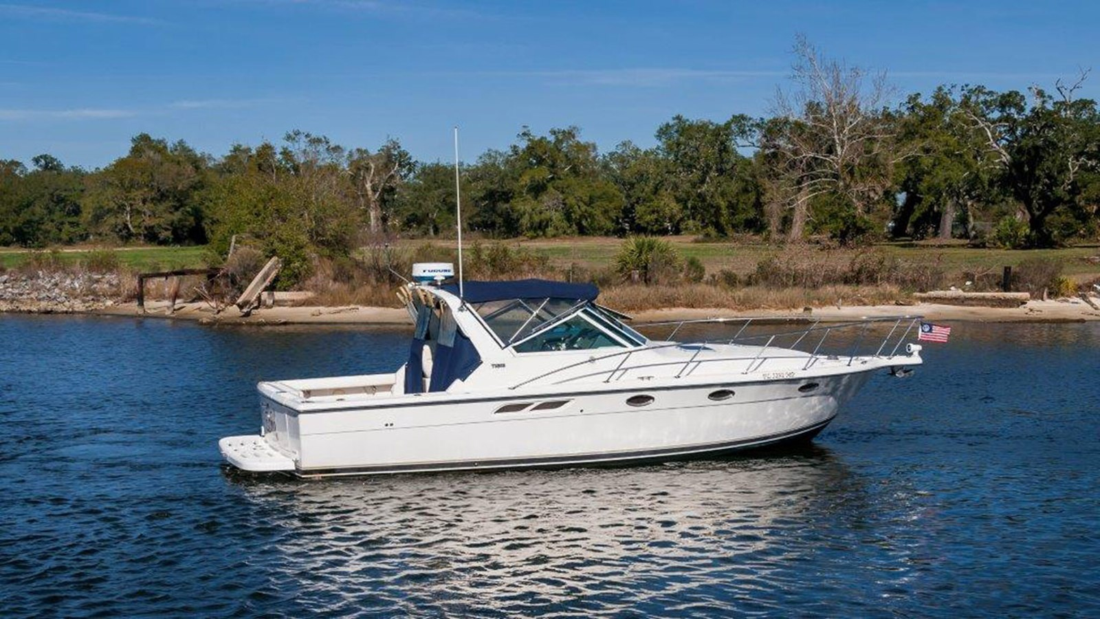 2003 TIARA 31 Open For Sale