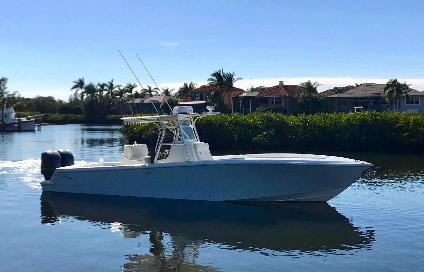 2013 Sea Vee 340 Center Console For Sale