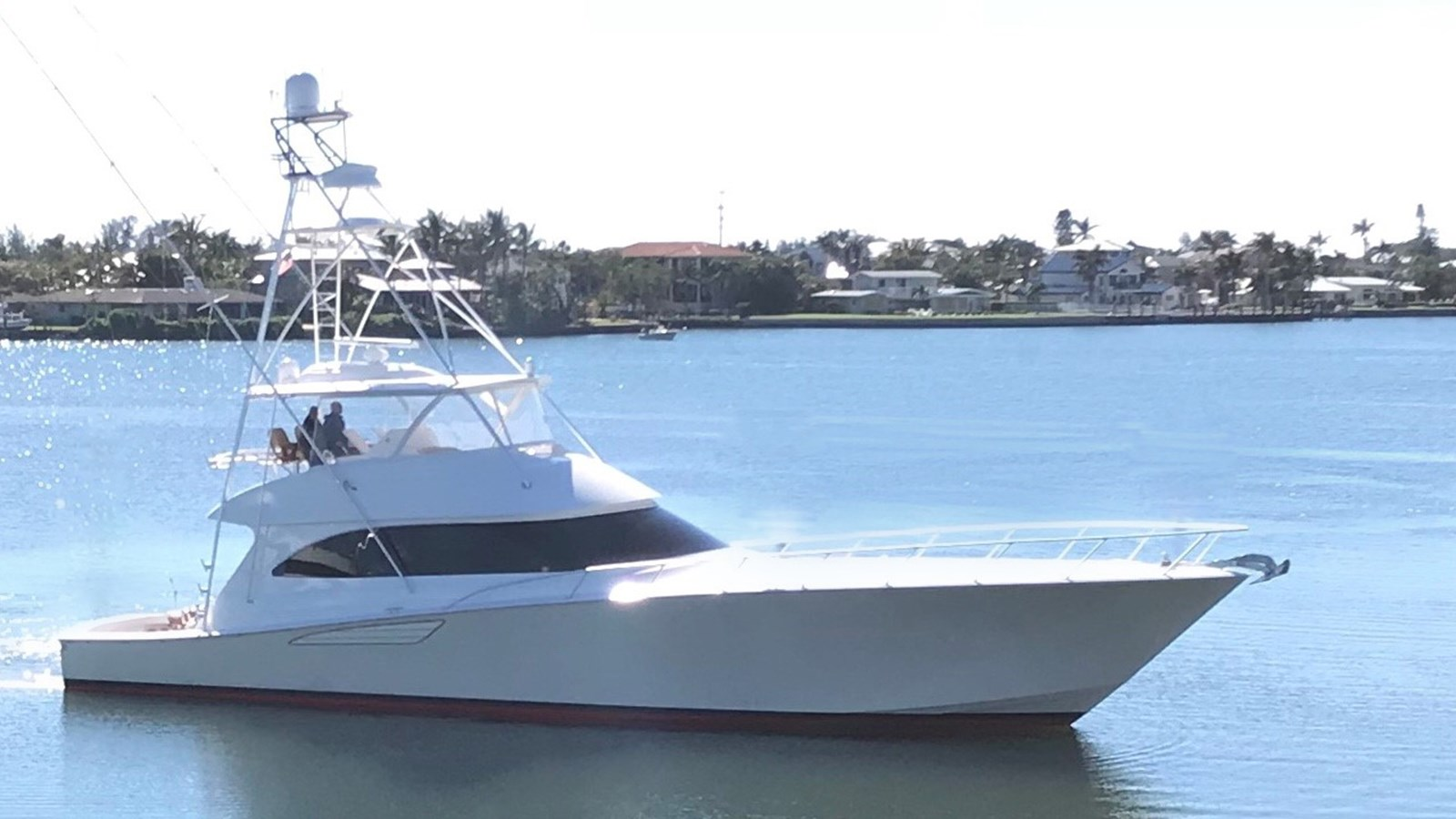 2016 VIKING 70 Convertible For Sale