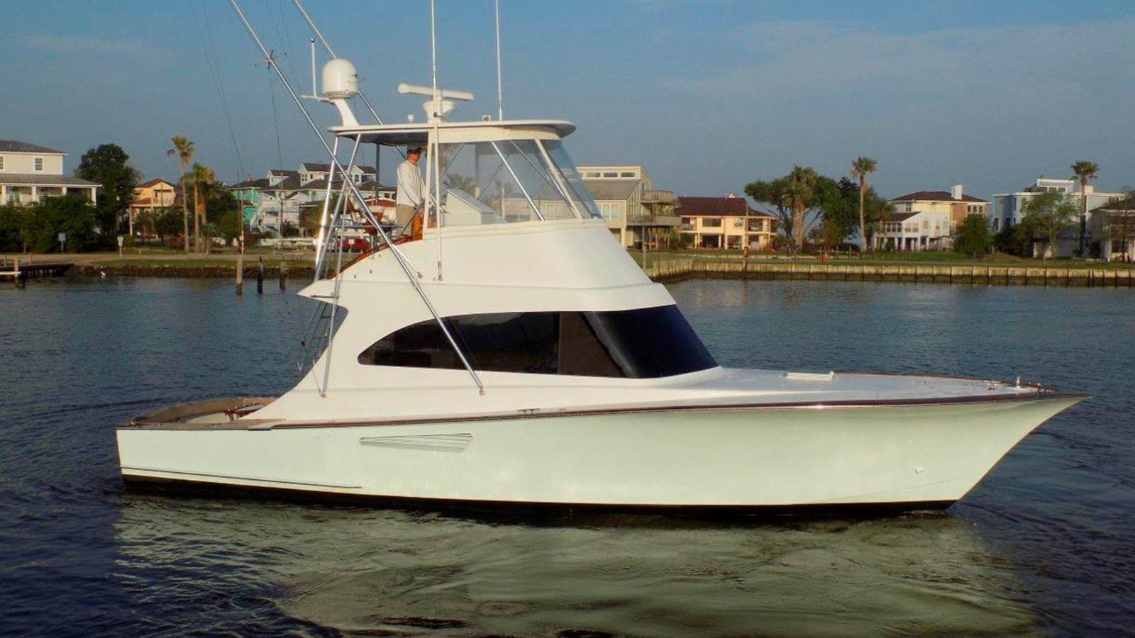 1995 PETTEGROW 40 Convertible For Sale