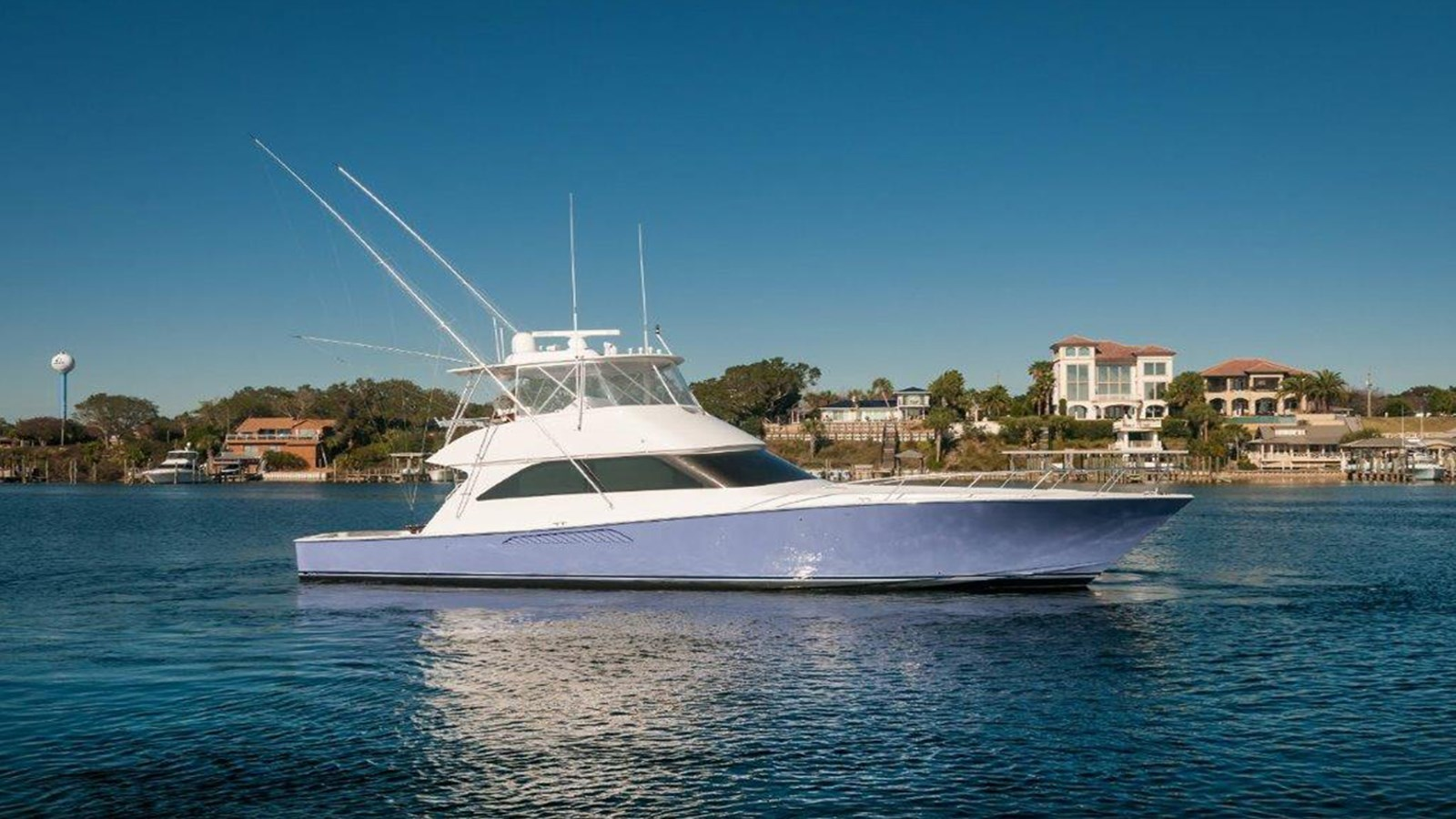 2008 VIKING 56  Convertible For Sale