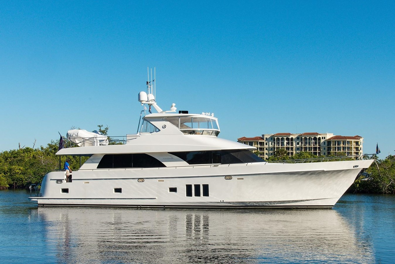 2012 Ocean Alexander Motoryacht For Sale
