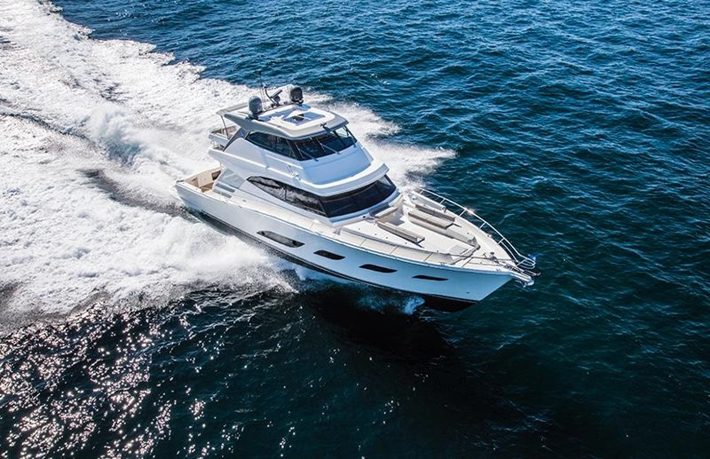 2018 Riviera 68 Sports Motor Yacht For Sale