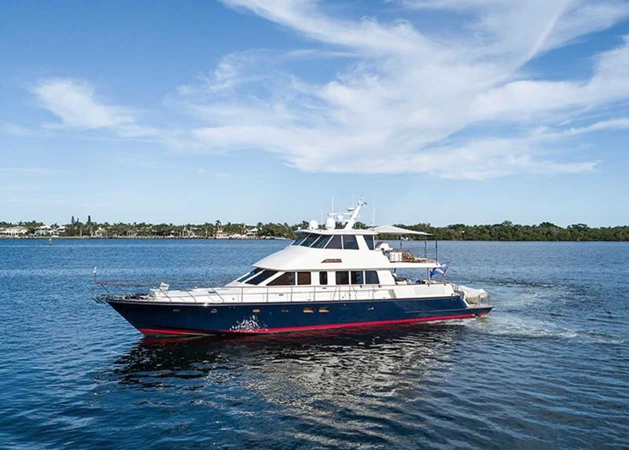 2016 Hunt Yachts 80' For Sale