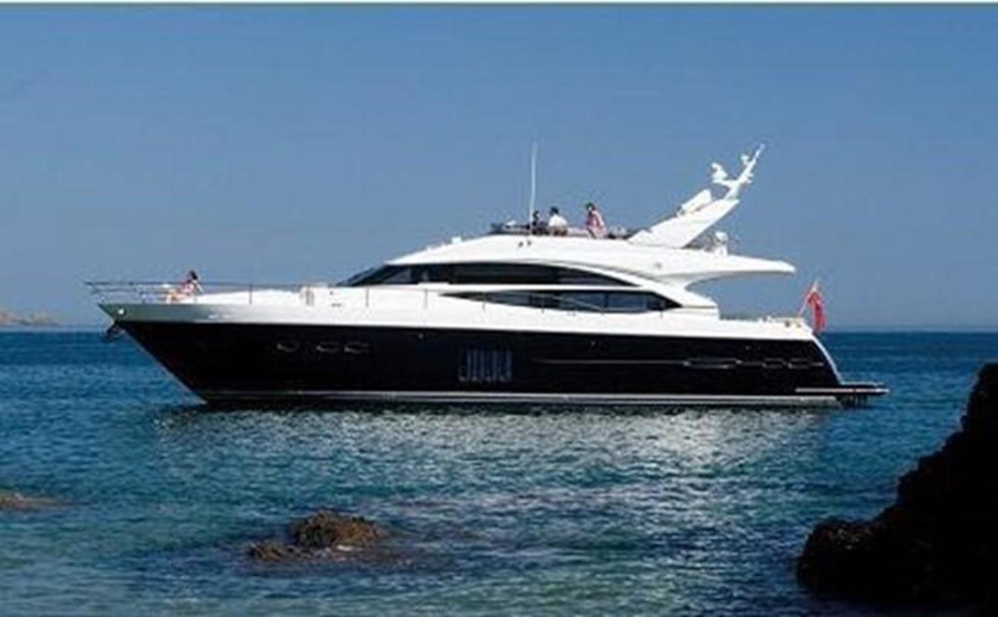 2013 Princess 72 Motor Yacht For Sale