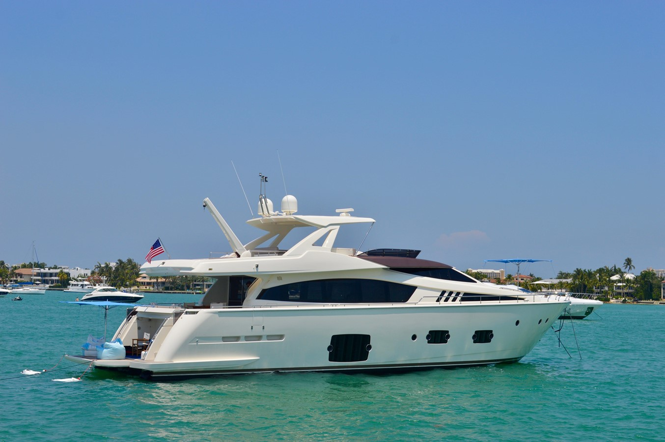 2013 Ferretti Yachts 800 For Sale