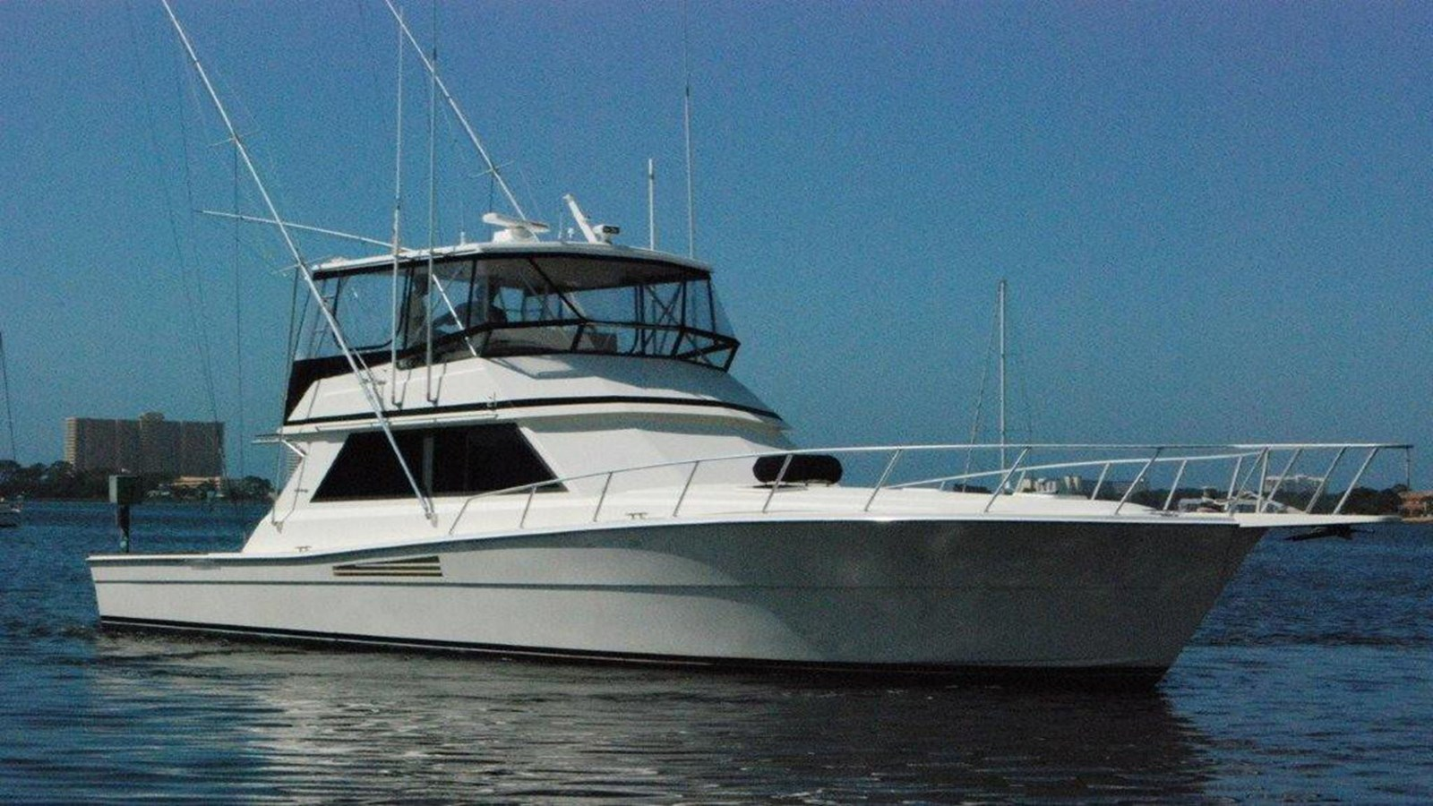1988 VIKING 48 Convertible For Sale
