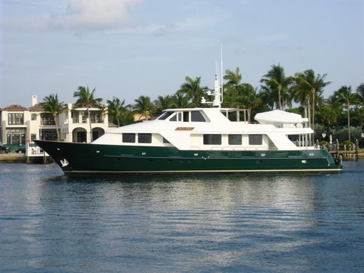 1993 COOPER QUEENSHIP YACHTS  For Sale