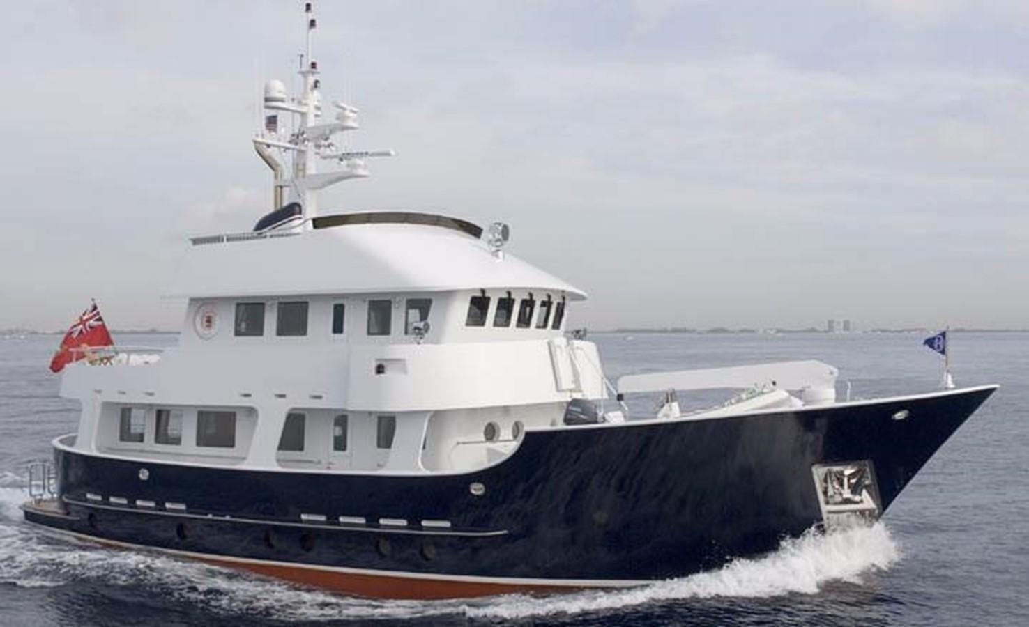 2006 Molokai Strait 75' For Sale