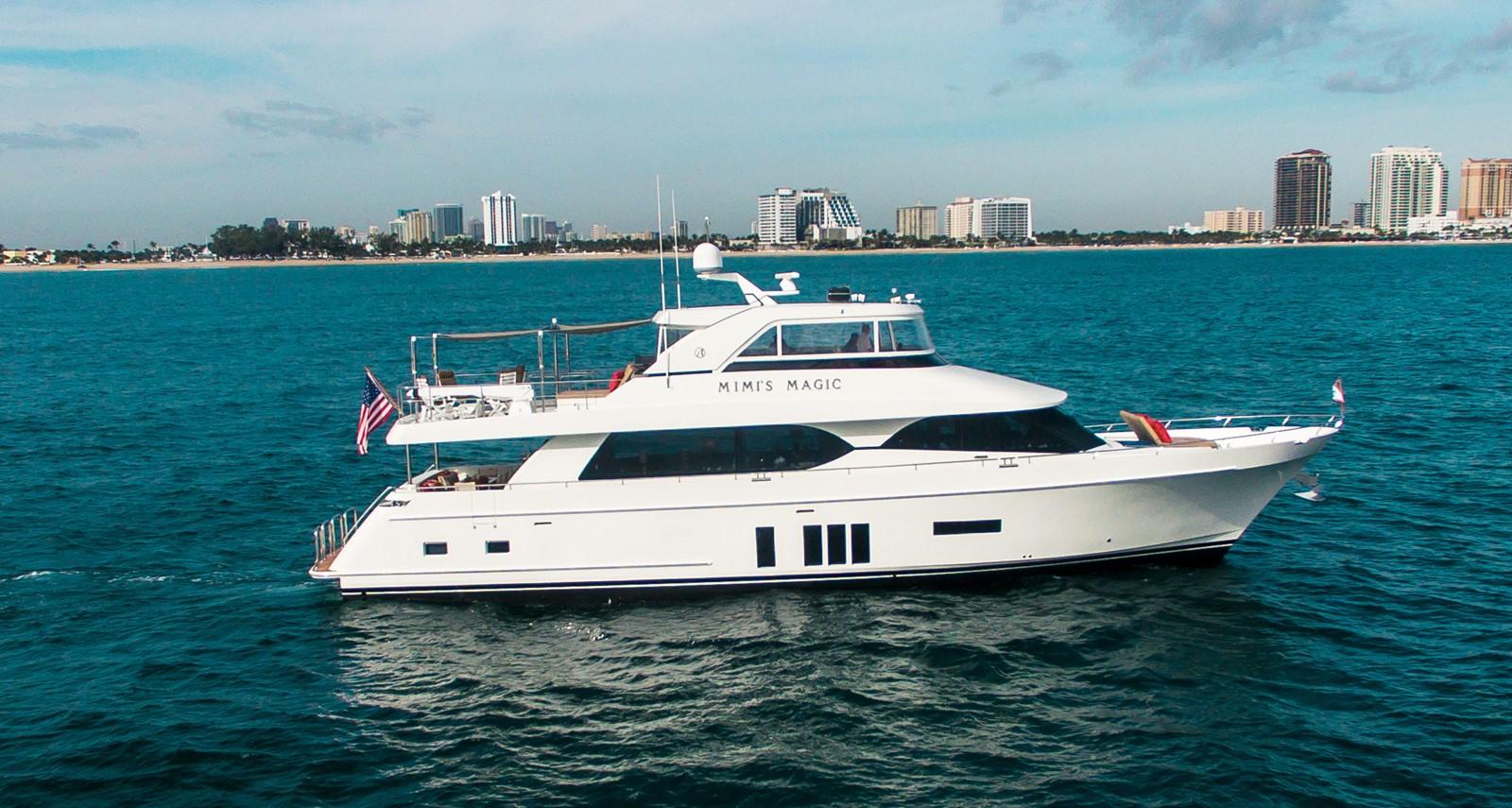 2016 OCEAN ALEXANDER Open Bridge Motor Yacht For Sale