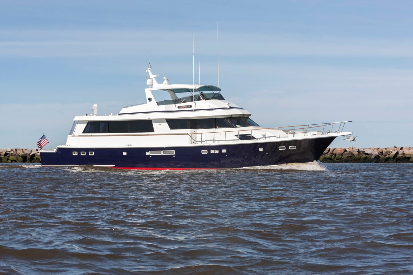 1990 HATTERAS CPMY For Sale