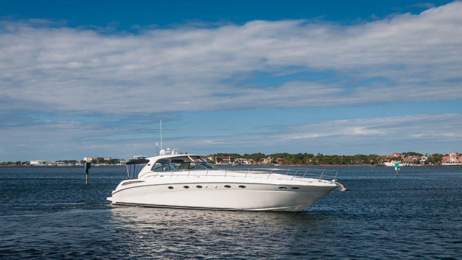 2002 SEA RAY 51 Sundancer For Sale