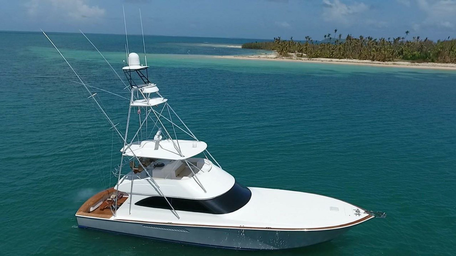 2008 VIKING 60 Convertible For Sale