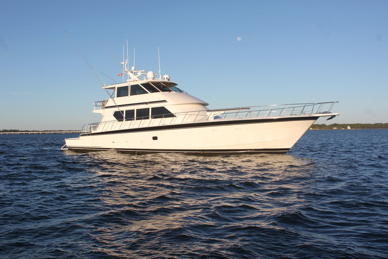 1993 HATTERAS Convertible For Sale