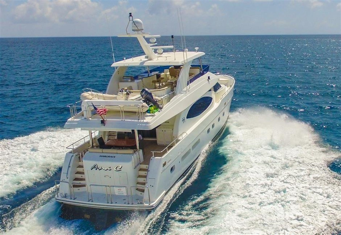 2009 Hargrave 76' Motor Yacht For Sale
