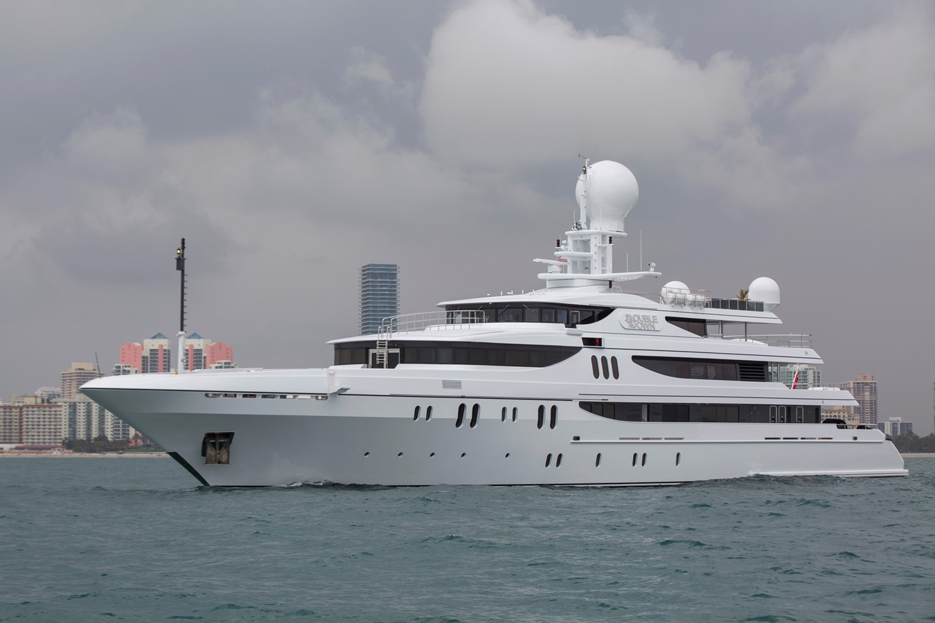 2010 CODECASA Mega Yacht For Sale