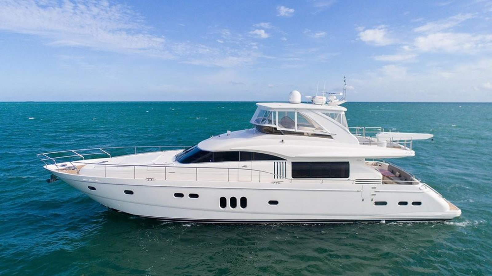 2008 Viking Sport Cruisers 75 Motor Yacht For Sale