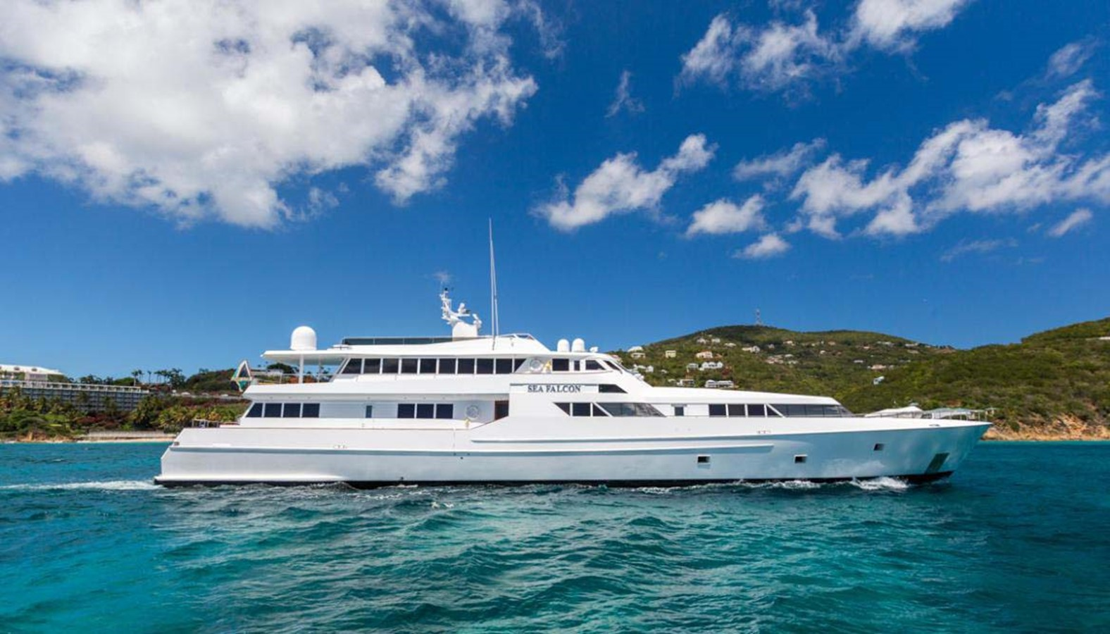 1977 SWIFTSHIPS Angus/Tri Deck Motor Yacht For Sale