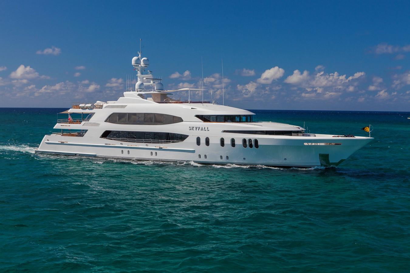 2010 TRINITY Motor Yacht  For Sale