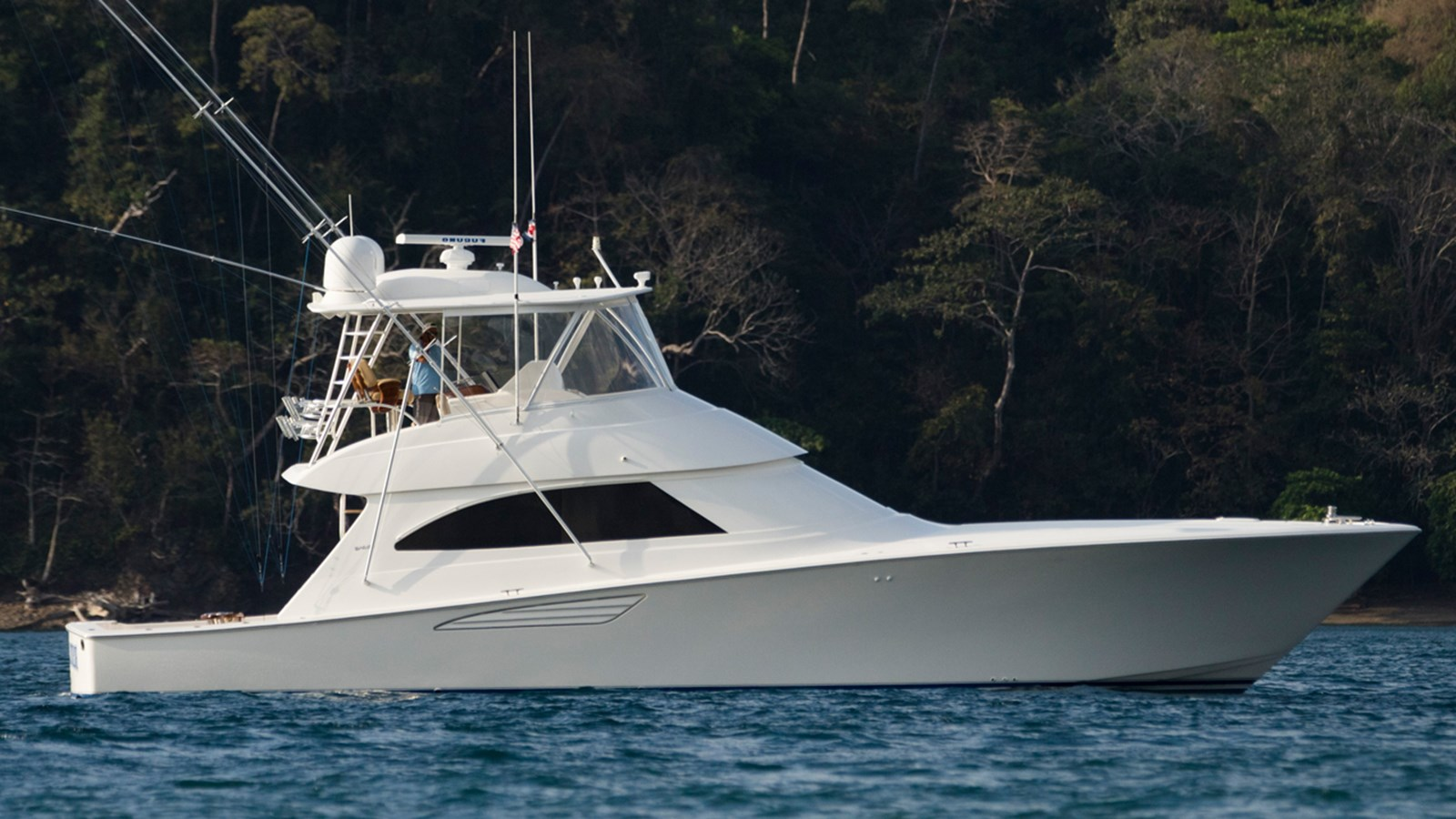 2016 VIKING 55 Convertible For Sale
