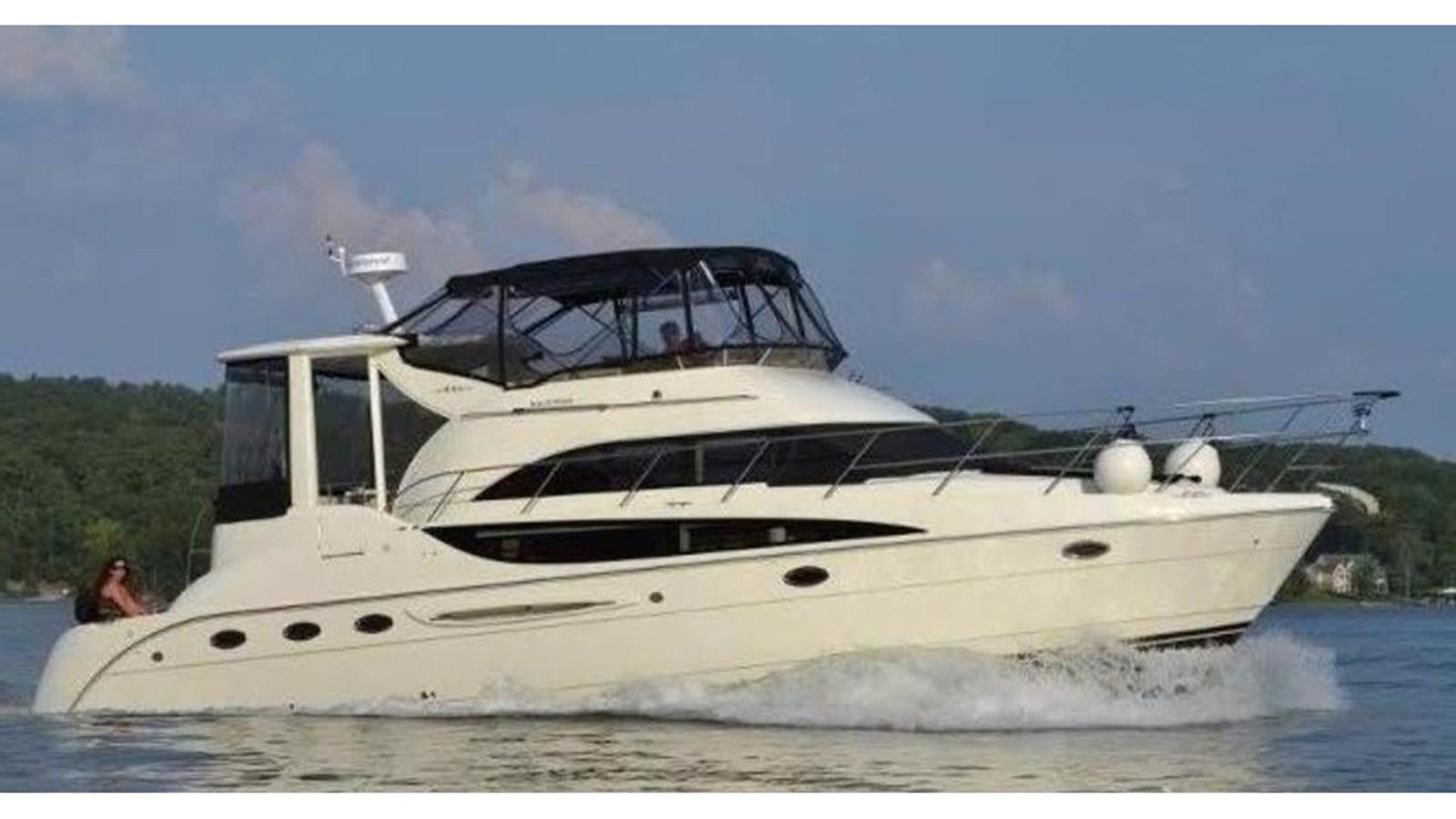 2005 MERIDIAN 459 Motor Yacht For Sale