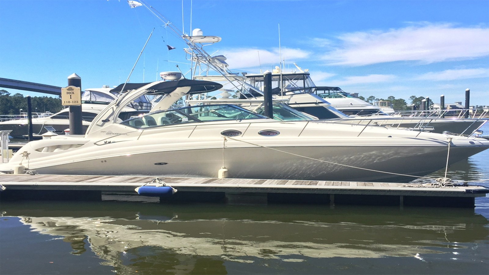 2007 SEA RAY 34 Sundancer For Sale