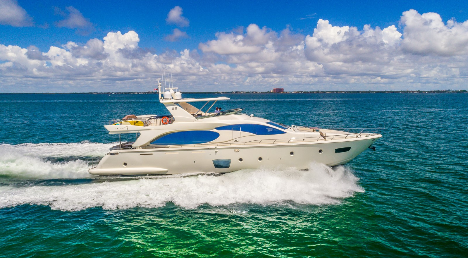 2009 AZIMUT Flybridge For Sale