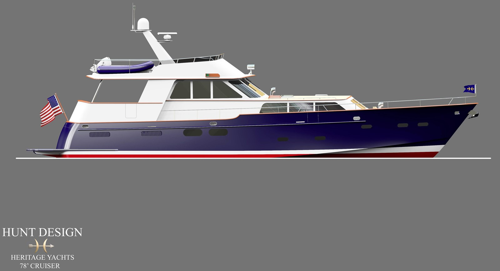 2018 Newport 78 Cruiser - Heritage Yachts For Sale