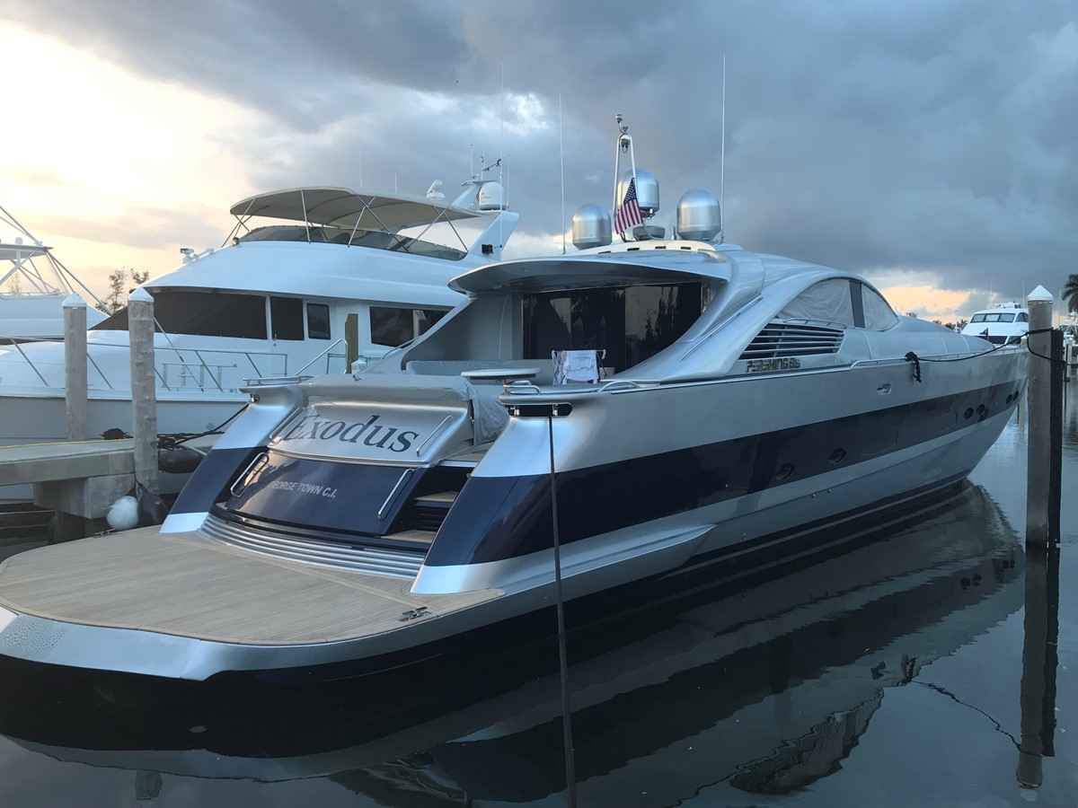 2003 PERSHING  For Sale