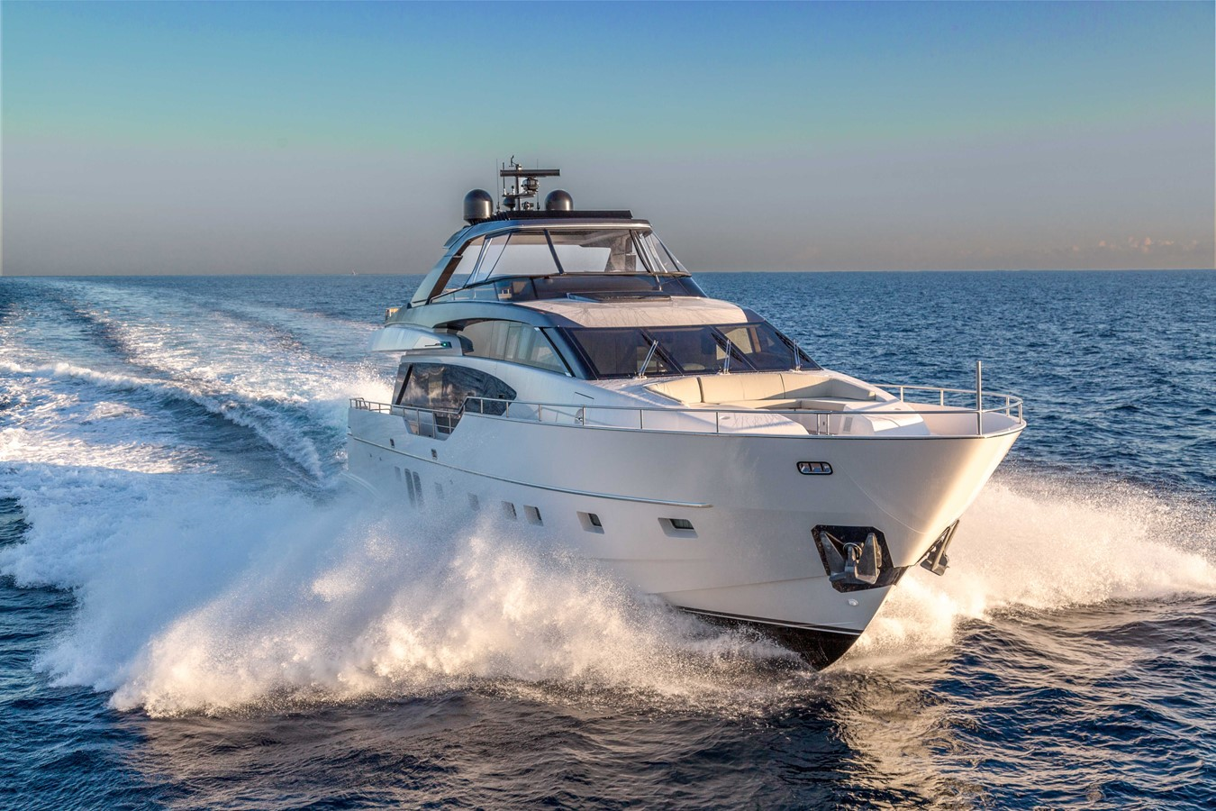 2018 SANLORENZO SL86 For Sale