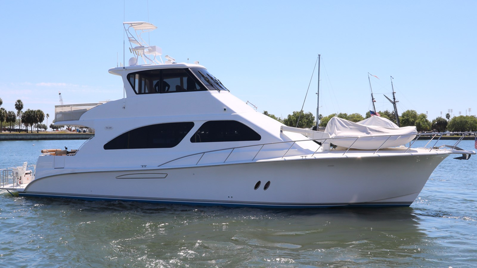 2003 Ocean Yachts 65 Odyssey For Sale