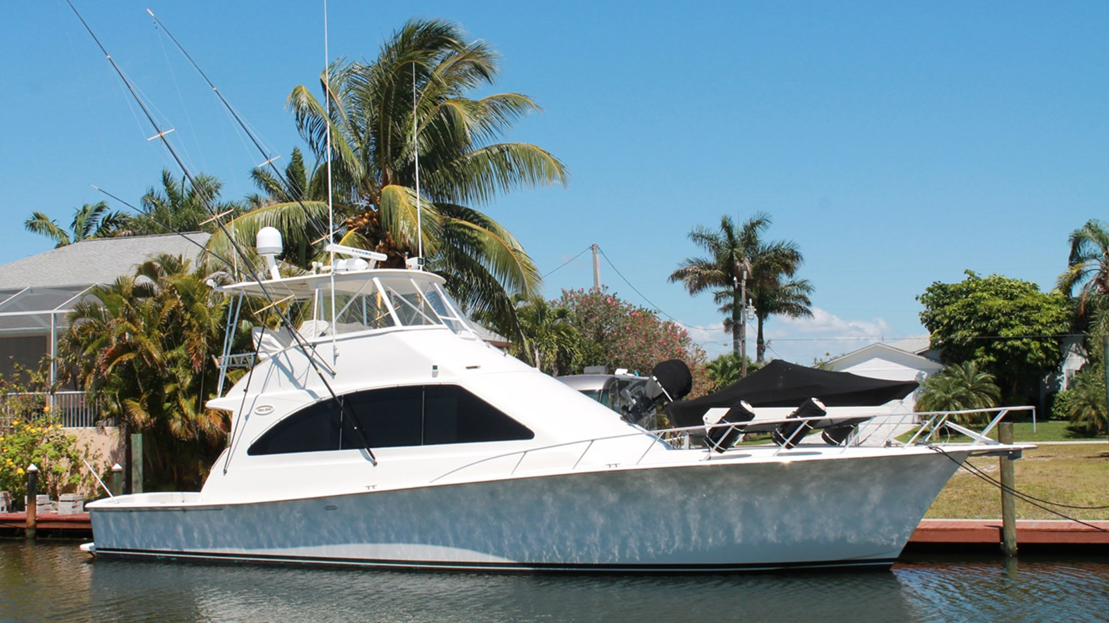 2001 Ocean Yachts 52 Super Sport For Sale