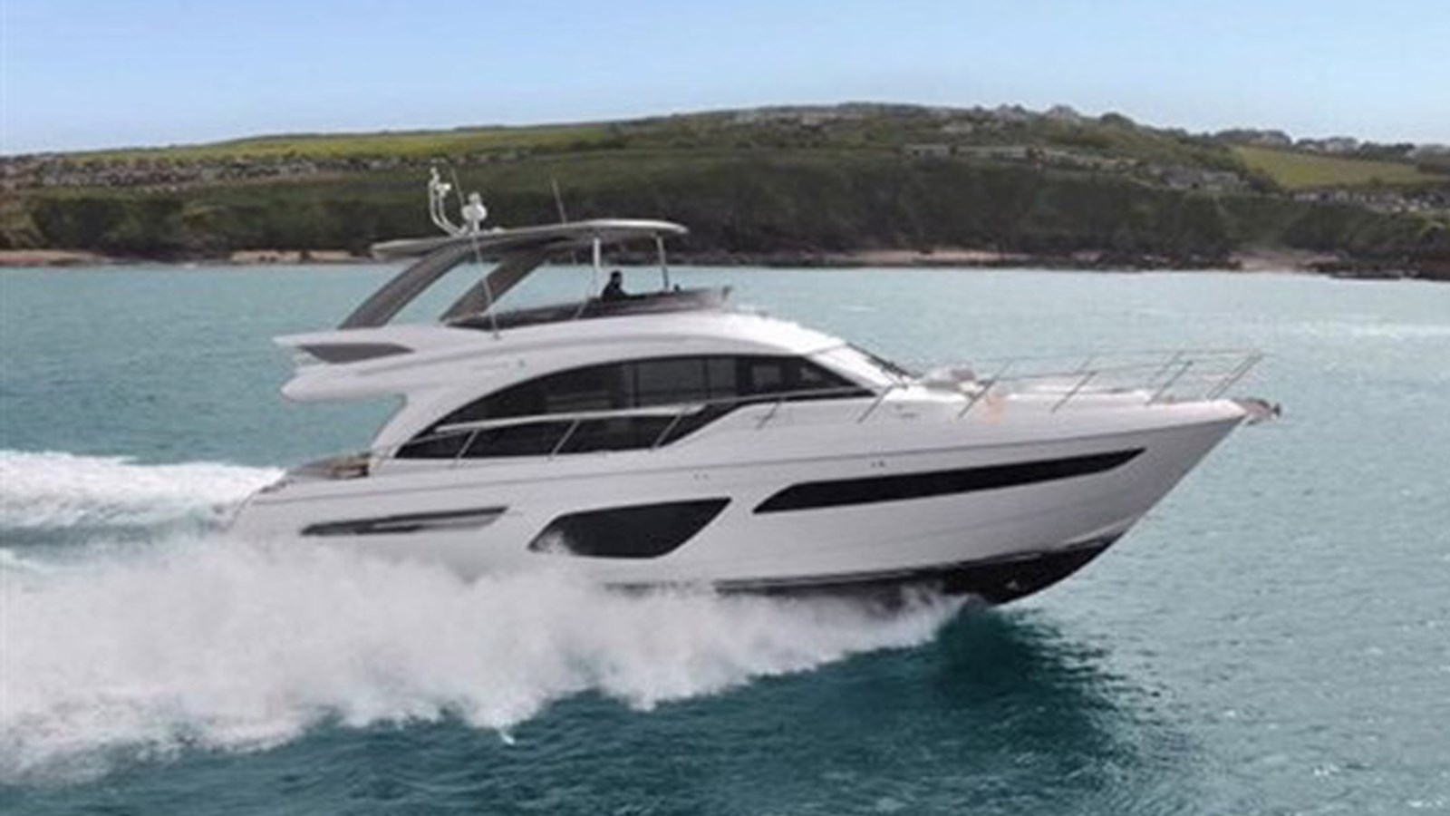 2019 PRINCESS YACHTS 62 FLY For Sale