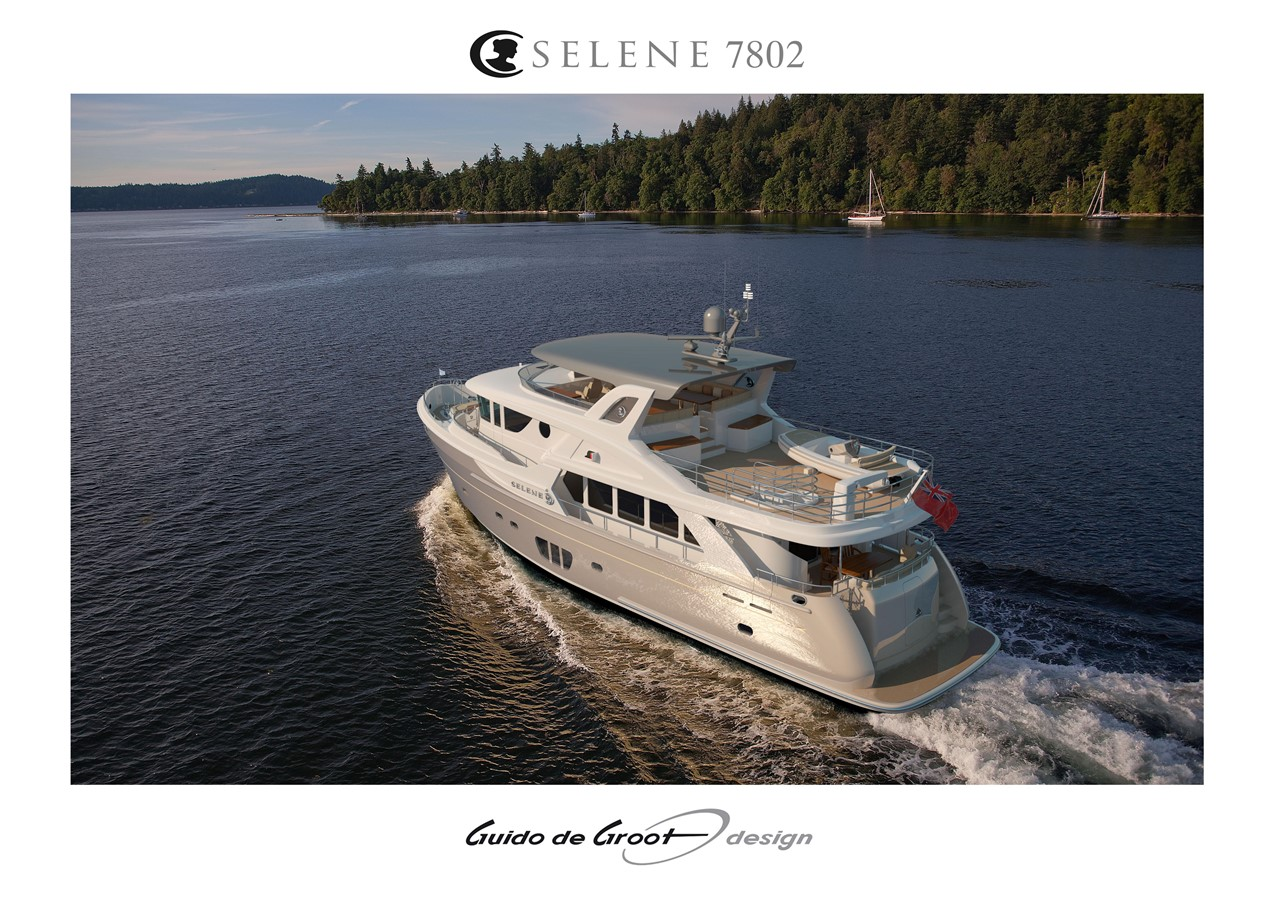 2018 Selene 78 Ocean Motor Yacht For Sale