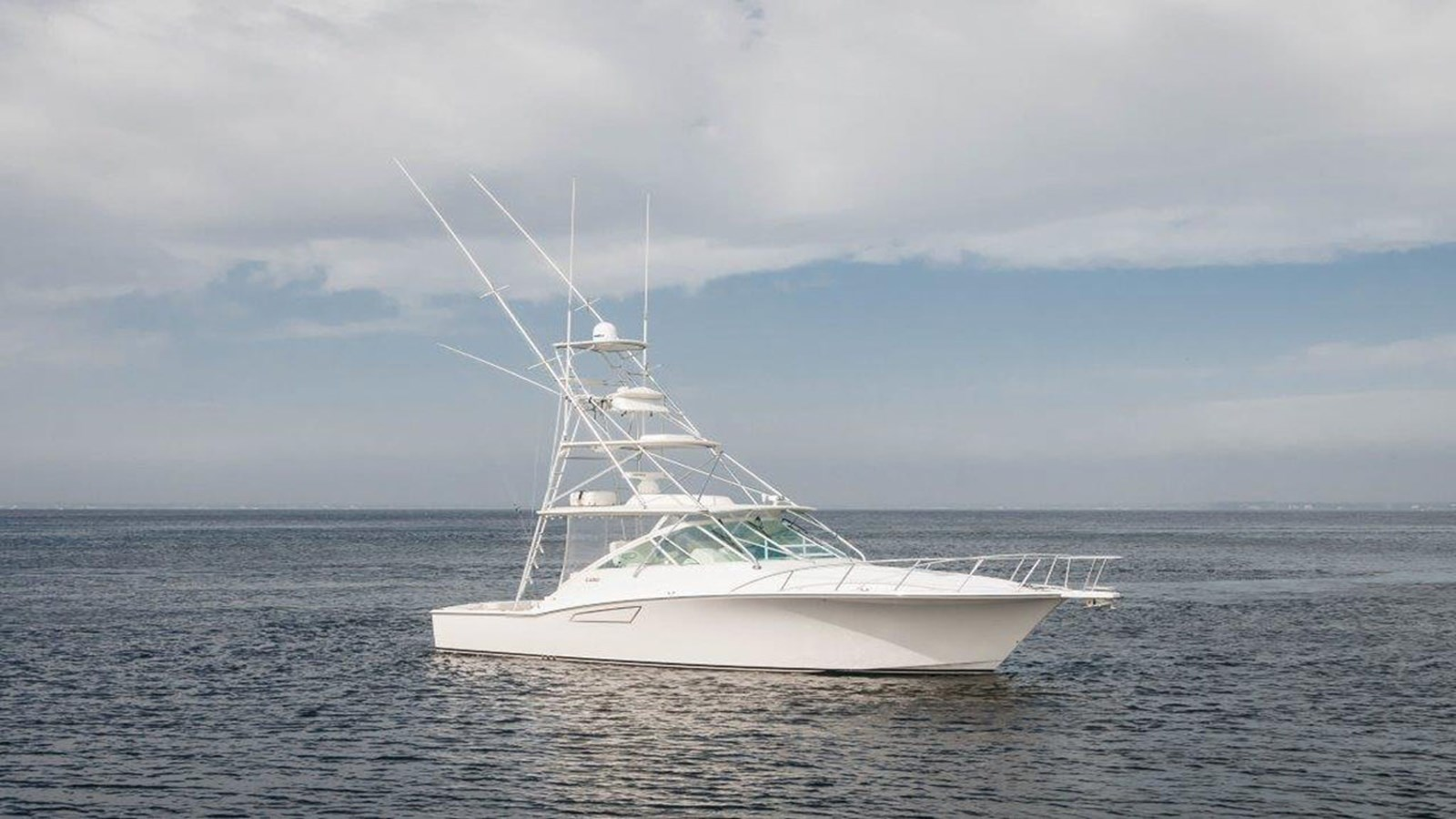 2007 CABO 38 EXPRESS For Sale